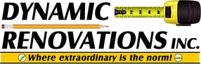 Dynamic Renovations Inc, logo